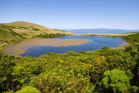 Lake Sant Jorge  Pico island, Azores