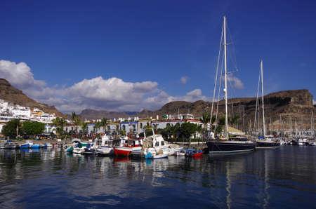gran: Puerto de Mogan, Gran Canaria