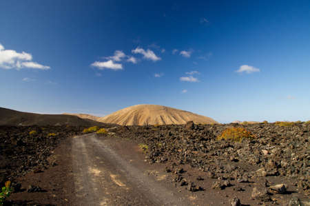 Timanfaya National Park, Lanzarote, Canary Islands photo