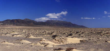 Southern Fuerteventura, Jandia, Spain photo