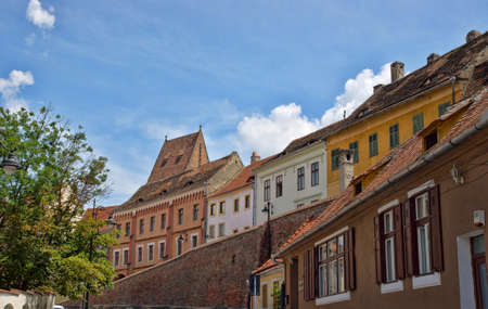 Sibiu is a city in Transylvania  photo