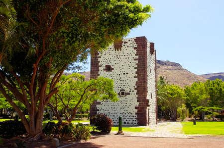 conde: Torre del Conde fort, San Sebastian, La Gomera, Canary Islands, Spain