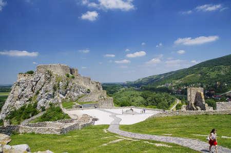 slovakia: Devin Castle, Slovakia