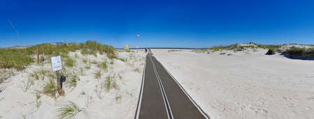 Anastasia State Park at St. Augustine is good destination for winter sun holidays, Florida, USA