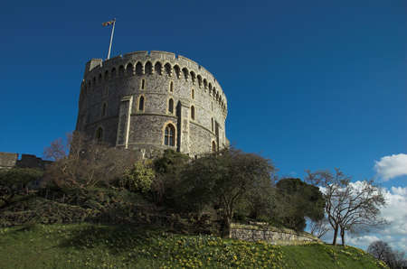 the tower at windsor castle photo