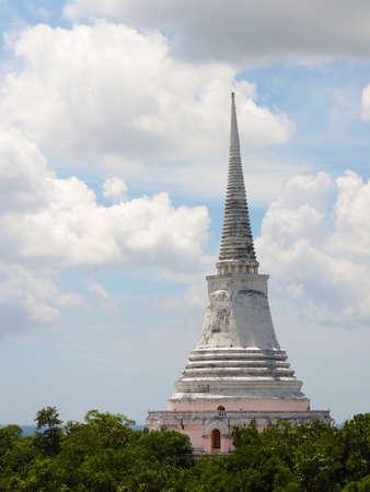 wang: Khao Wang Palce, Petchaburi, Tailandia