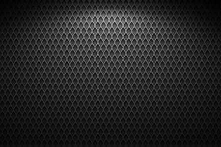 metal wire mesh, black and gray Stock Photo - 5403536