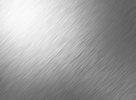 Brushed metal texture abstract background Stock Photo - 6853266