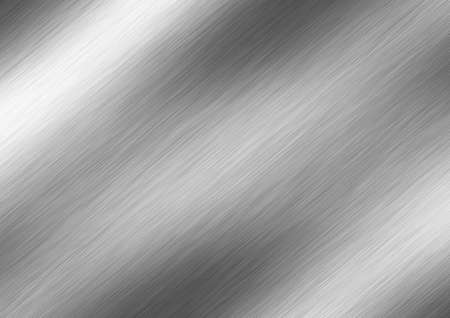 Brushed metal texture abstract background Stock Photo - 7132842