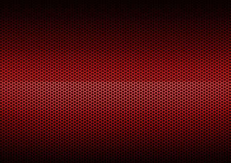 metal grate: Red Metal Plating, background
