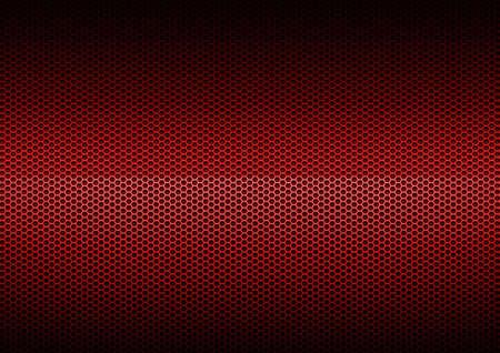 metal mesh: Red Metal Plating, background