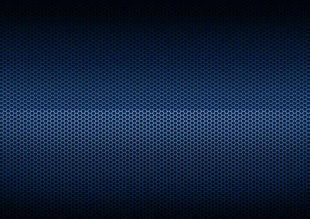 malla metalica: Azul Metal Plating, fondo