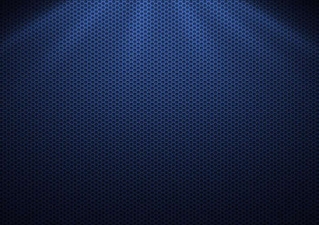 plating: Blue Metal Plating & light ray
