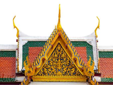 royal palace in Bangkok, Thailand