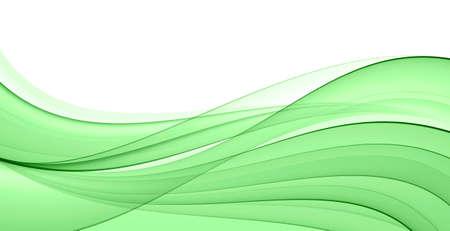 Abstrakte grüne Welle, Hintergrund