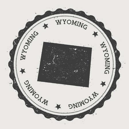 Wyoming Map Of Us - Us map wyoming