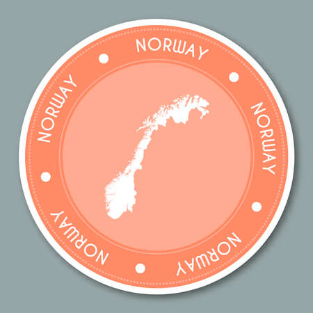 Norway Map Vector Cliparts Stock Vector And Royalty Free - Norway map vector countries