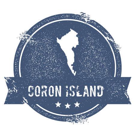 コロン島のアイコン。