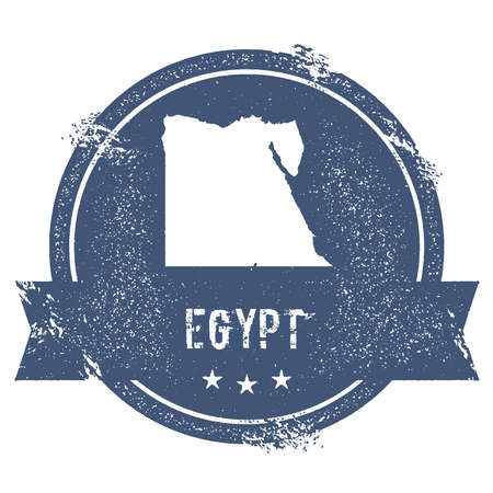 Egypt Vector Map Stock Vector Illustration And Royalty Free - Map of egypt vector free