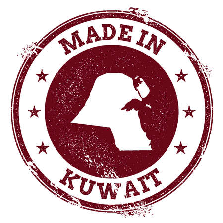 Made in Kuwait icon.