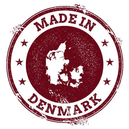 Made in Denmark icon.