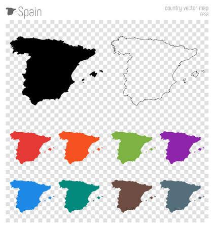 Formentera Map Island Silhouette Icon Isolated Formentera Black