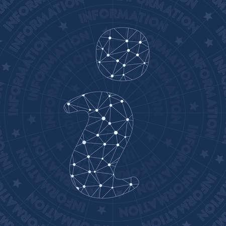 Info network symbol