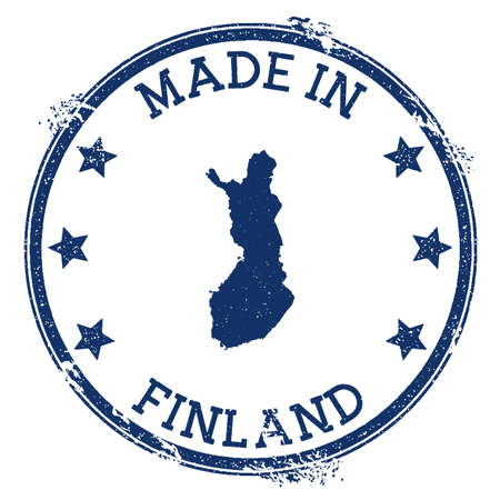 326 Made In Finland Stock Illustrations, Cliparts And
