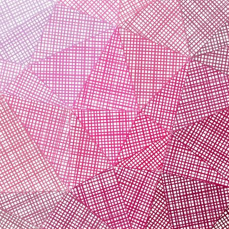 Hand-drawn pencil background. Marker hatching background. Alive pencil sketch with colorful strokes. Elegant vector illustration. Illustration