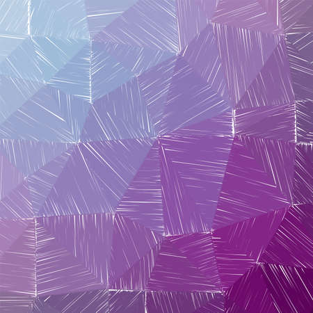 Hand-drawn pencil background. Marker hatching background. Admirable pencil sketch with colorful strokes. Cool vector illustration.