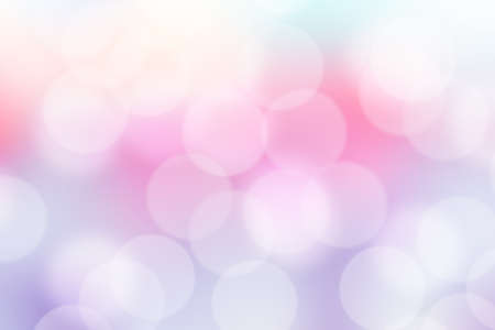 mellowness: Blured abstract background with vivid bokeh Stock Photo