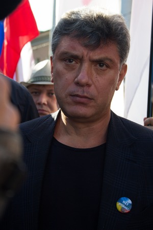 boris: Politician Boris Nemtsov Editorial