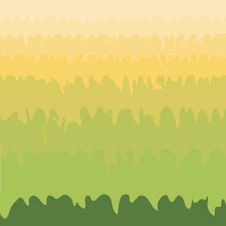 vegetarianism: Green grass valley abstract natural environmental background. The depth, the sight distance
