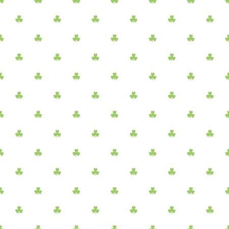 patric icon: Day Patrick festive background pattern green Shamrock