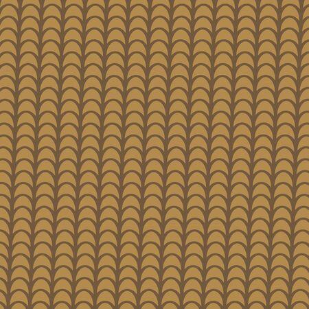 tile roof: Argilla tegola marrone tetto astratto