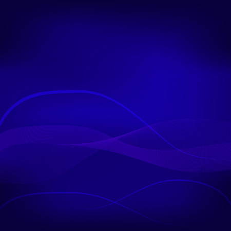 dark blue mystic purple wave abstract background