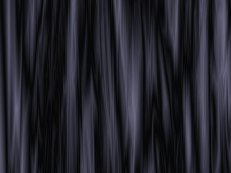 Dark abstract background with glossy wave. Vertical curves Фото со стока
