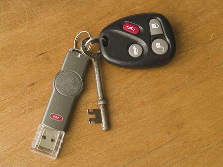 minimalist keys