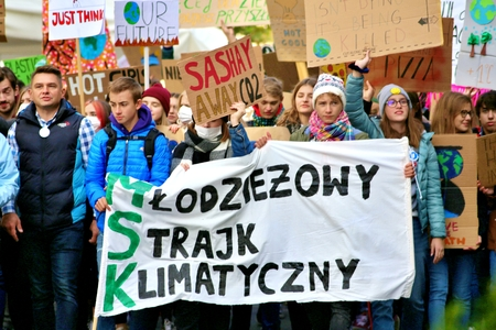 Friday, September 20, 2019. Millions of protesters worldwide come together to demand action on climate change