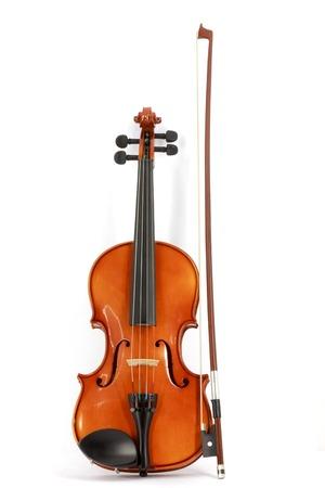musica clasica: Violín Foto de archivo