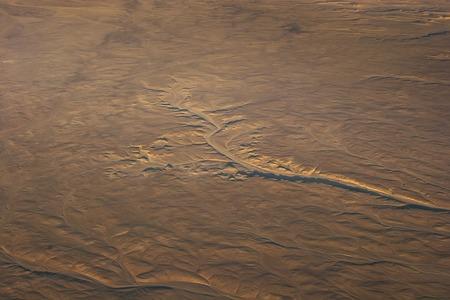aerial photograph: Sahara, aerial view