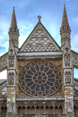 the abbey: Westminster Abbey, Northern entrance