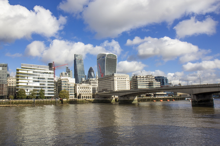 London bridge - King William street