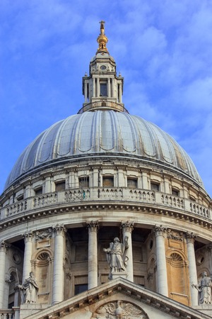 st pauls cathedral: St. Pauls cathedral - detail