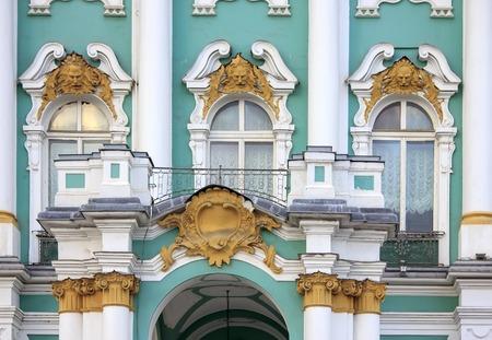 hermitage: Hermitage, Saint Petersburg, Russia - detail
