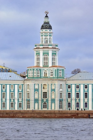 anthropology: The Kunstkammer (Museum of Anthropology and Ethnography) - Saint Petersburg