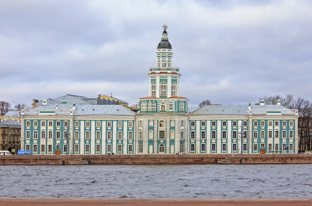 ethnography: The Kunstkammer (Museum of Anthropology and Ethnography) - Saint Petersburg