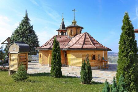serbia: Monastery of the Holy Virgin - Lesje, Serbia