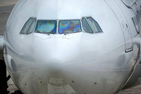 nose: Airplane nose Editorial
