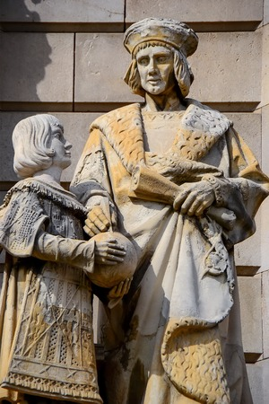 Columbus statue, Barcelona